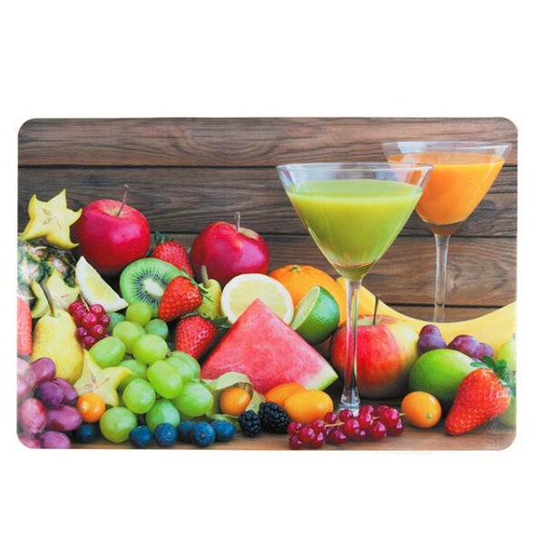 Non-Slip Silicone Placemat - Cocktails