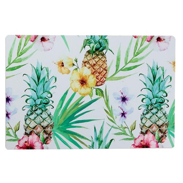 Non-Slip Silicone Placemat - Pineapple
