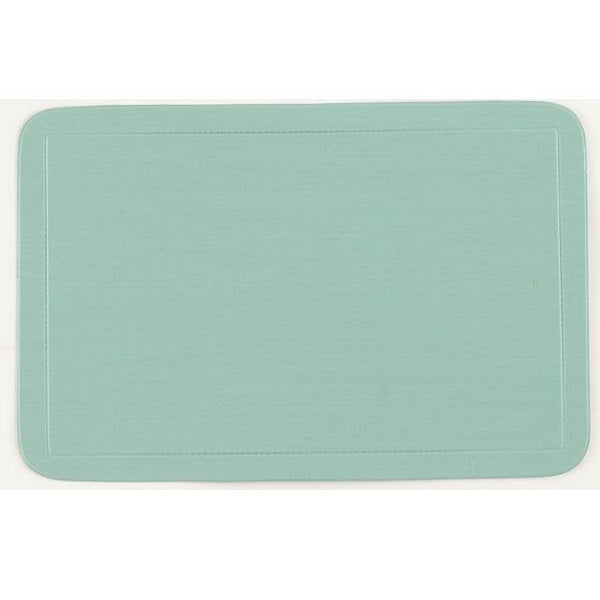 Non-Slip Silicone Placemat - Light Blue