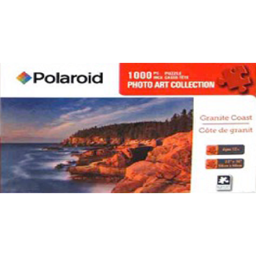 Jigsaw Puzzle 1000 Pieces - Granite Coast
