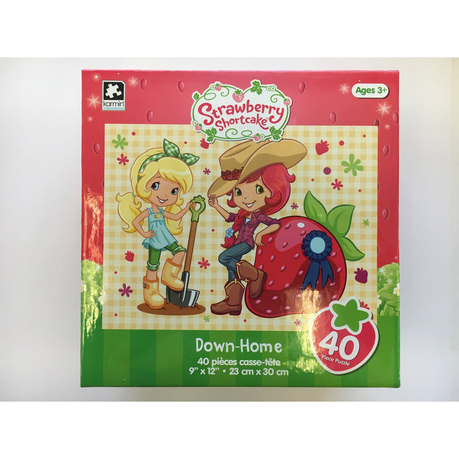 Jigsaw Puzzle 100 Pieces - Strawberry Short Cake Dawn Home