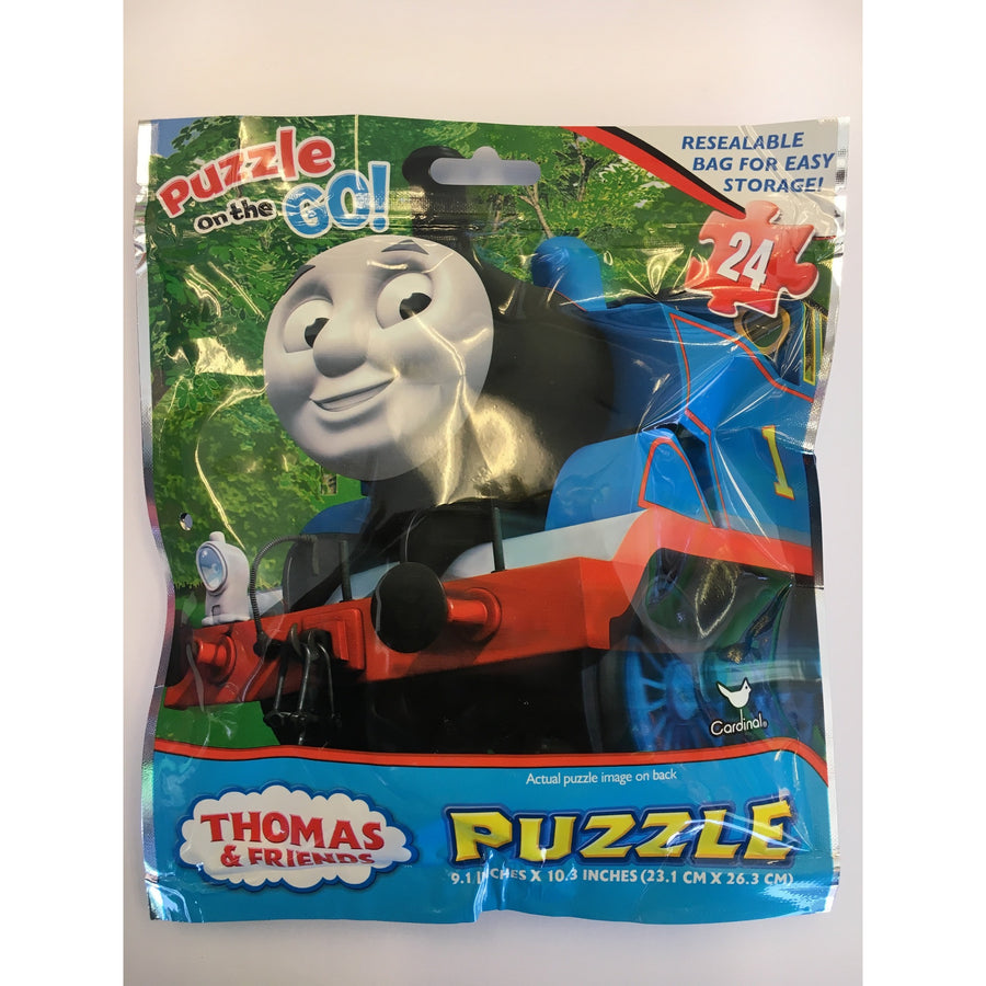 Jigsaw Puzzle 24 Pieces - Thomas