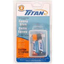 Titan Eproxy Glue, 6ml/pk