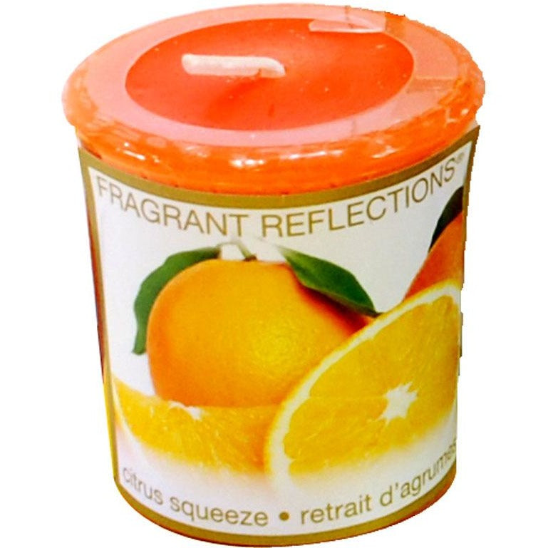 Votive Candle - Citrus Squeeze