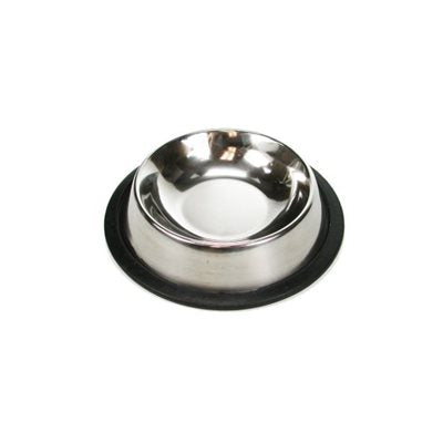 Stainless Steel Round Feeding Bowl