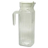 Glass Pitcher with Handle