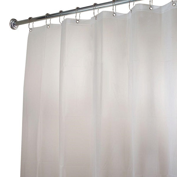 Shower Curtain Liner, Frosted