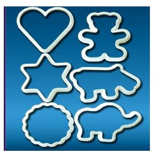 Cookie Cutters, 6/pk