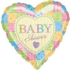 "18"" Baby Shower Heart"