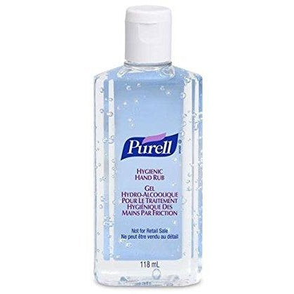 Purell Hygenic Hand Sanitizer, 118ml