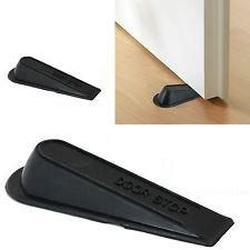 Nonslip Door Stop Wedges, 2/pack