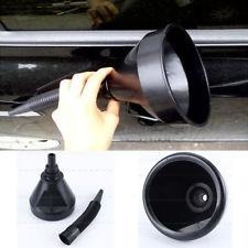 Auto Flexible Funnel Spout with Mesh Screen