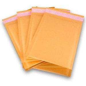 "Kraft Envelopes, 6-pc 6""x9"""