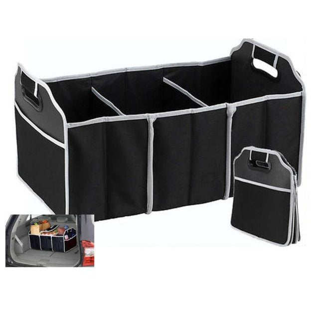 Collapsible Auto Trunk Organizer