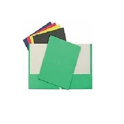 Twin Pocket Portfolios, 3/pk