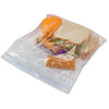 Zipper Bags 6.5in x 6in - Sandwich Bags, 50/pk