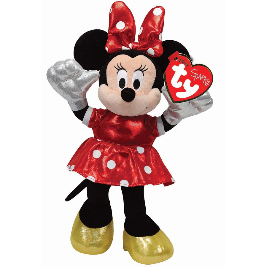 Ty Disney - Minnie Mouse, Large 10""