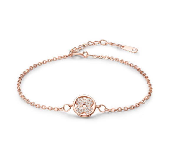 Rose Gold Circles