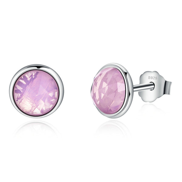 Earrings of the Siren (Lilac)