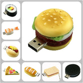 Food Styled USB Flash Drive