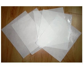 Ironing Paper for Fuse Beads 10 Pieces a Pack