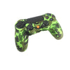 Durable Camouflage Silicone Skin for Playstation 4 Controller