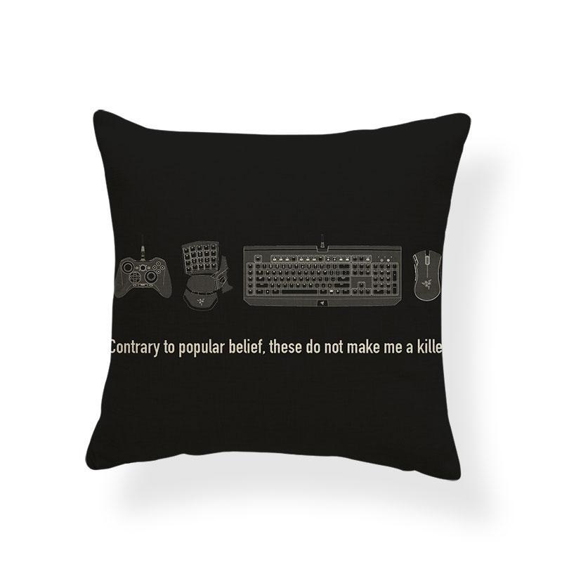 Decorative Gamer Pillows