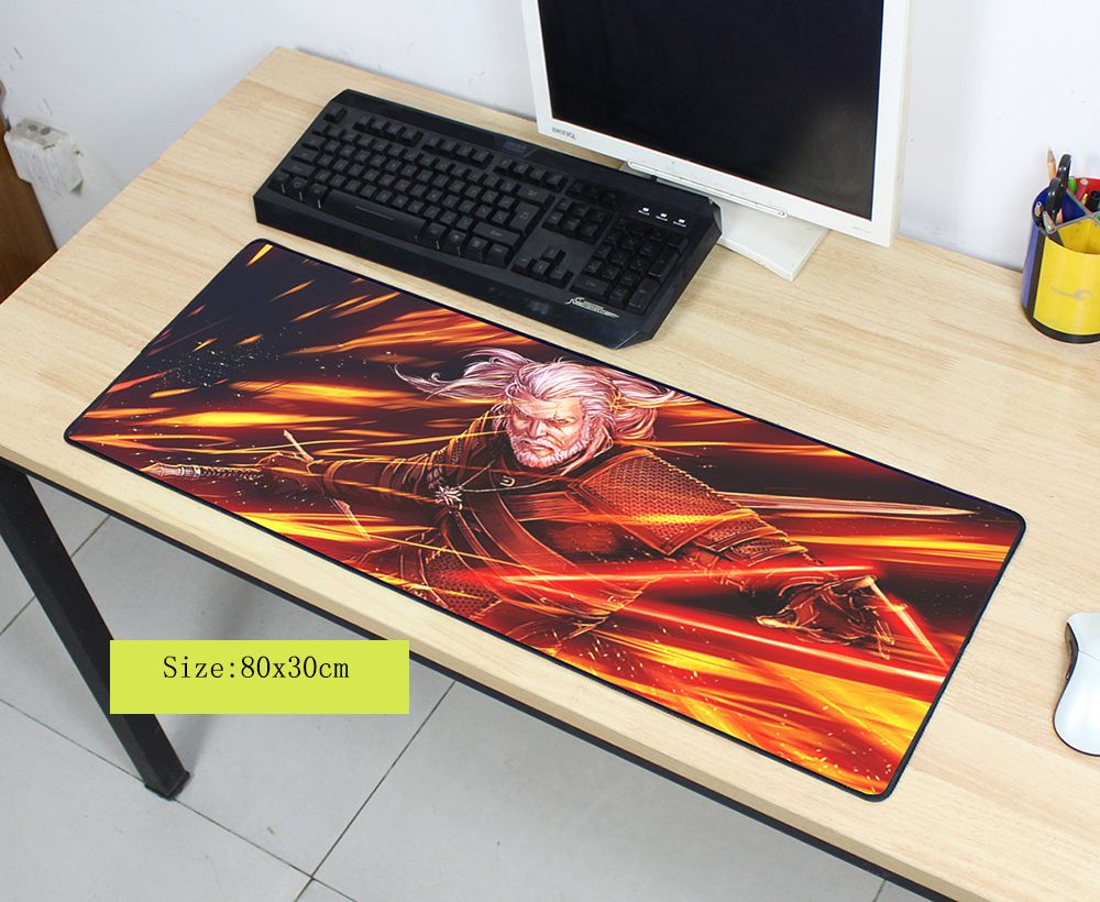 Premium Gaming Mouse Pad Witcher Series