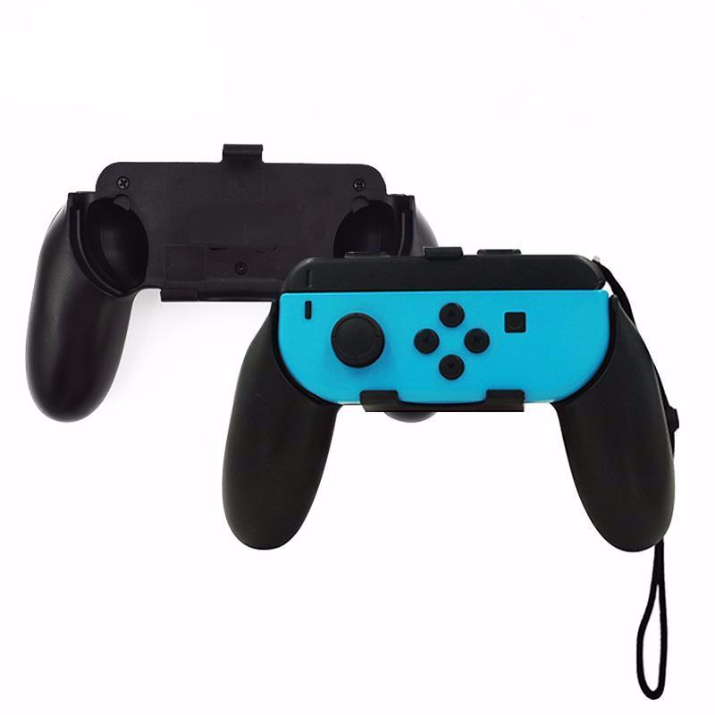 2 Piece Joy-Con Grip Add On for Nintendo Switch