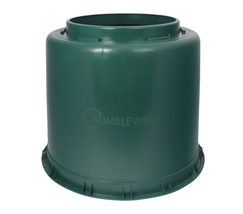 Compost Tumbler 220L- Body Half (No Lid) - Tumbleweed's Accessories and Spare Parts