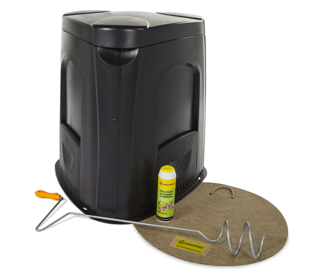 240L Composting Kit - Tumbleweed's Composting Product