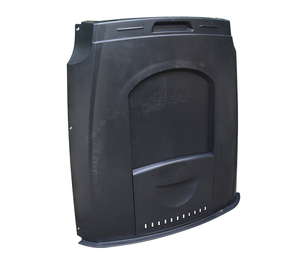 240L Flat Pack Compost Bin Side
