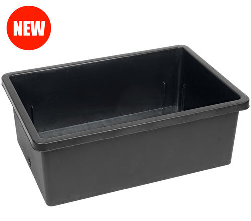 NEW Worm Factory Collector Tray - Black
