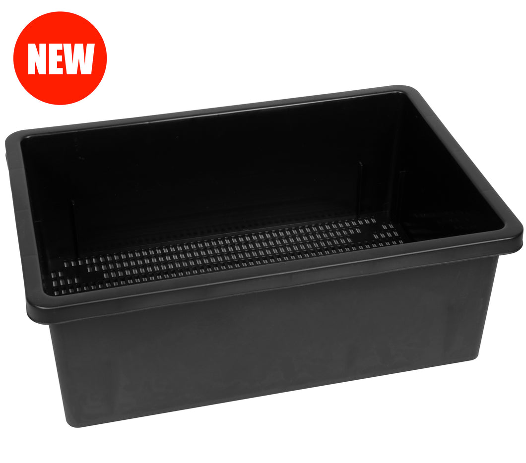 NEW Worm Factory Working Tray - Black