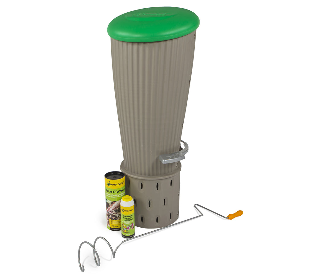 Pet Poo Worm Farm Kit