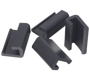 Black Worm Factory Leg Clips - Tumbleweed's Accessories and Spare Parts