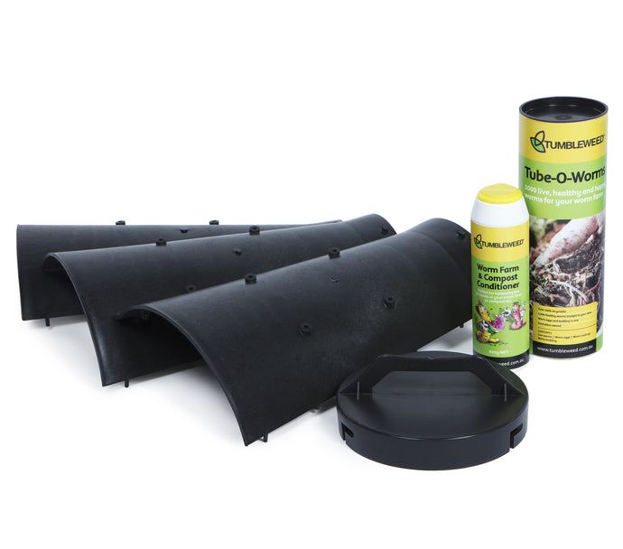 Worm Feast Kit - Tumbleweed's Worm Farming Product
