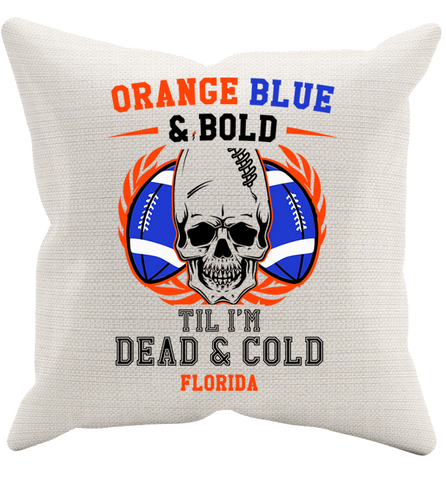 Dead And Cold Pillowcase