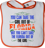 Florida Girl Bib