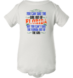 Florida Girl Onesie