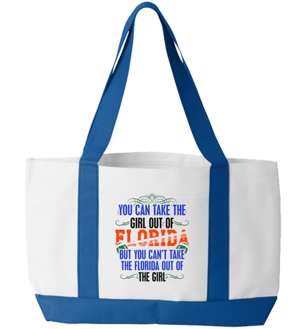 Florida Girl Totebag