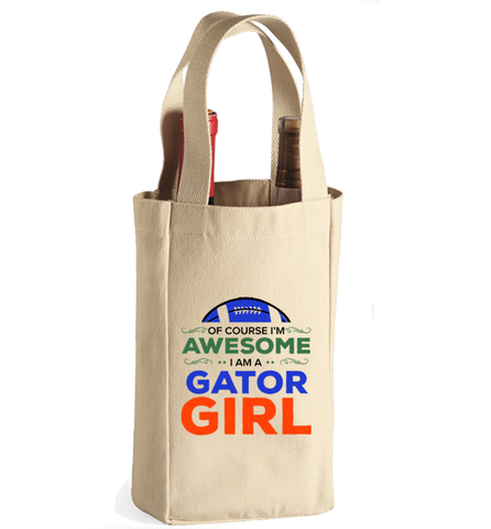 Gator Girl Winebag