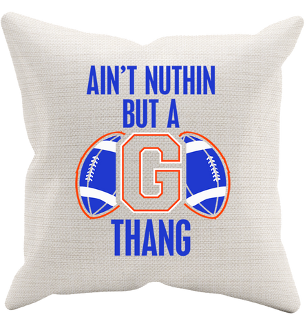 G Thang Pillowcase