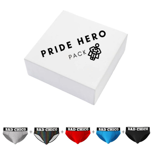 Pride Hero (5 Pack)