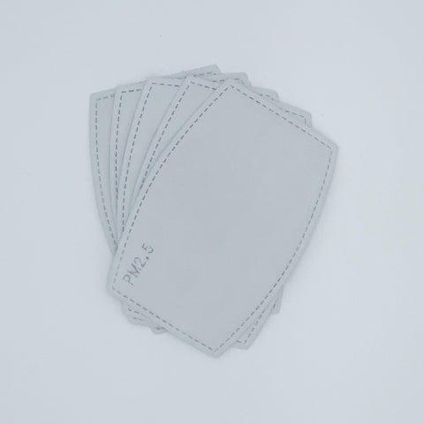 5-pack PM2.5 Filters (For Scuba Dust Masks)