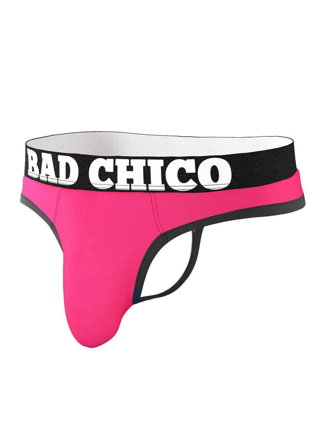 Bubblegum - Pink Modal Thong (3 Pack)
