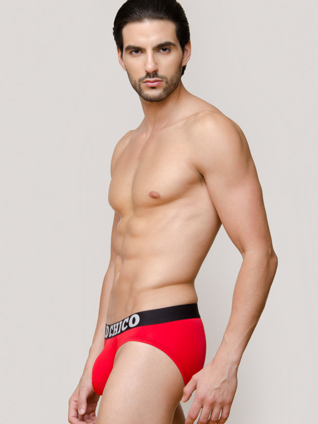 Red Alert - Modal Brief (Red)