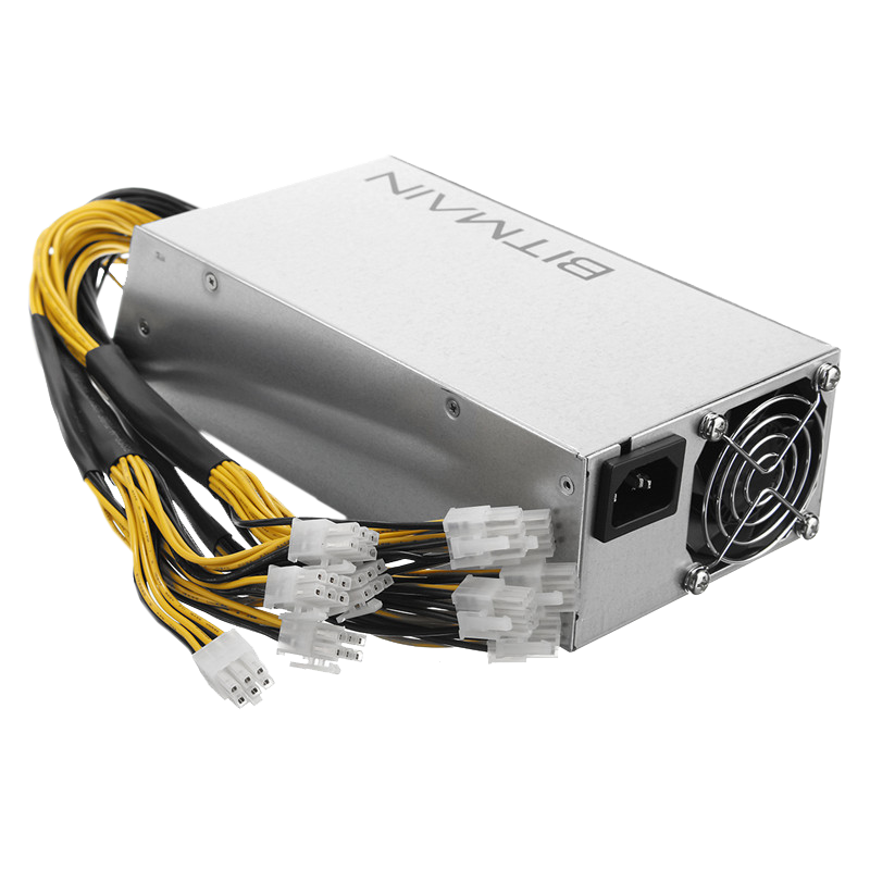 USED - Bitmain Antminer A3 (APW3++ Included)