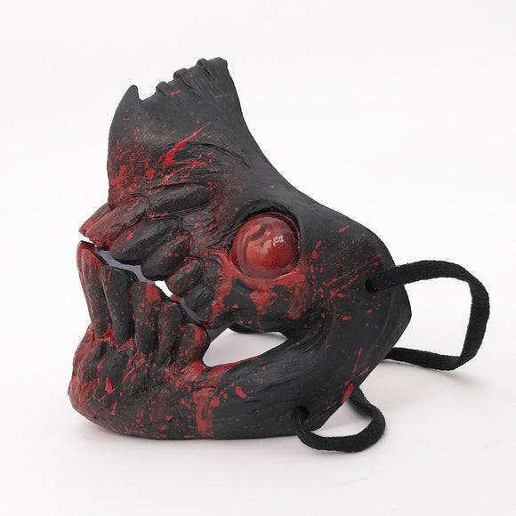 Monster Mouth Mask - Blood Soaked