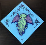 Cthulhu - Enamel Pin (glow in the dark)